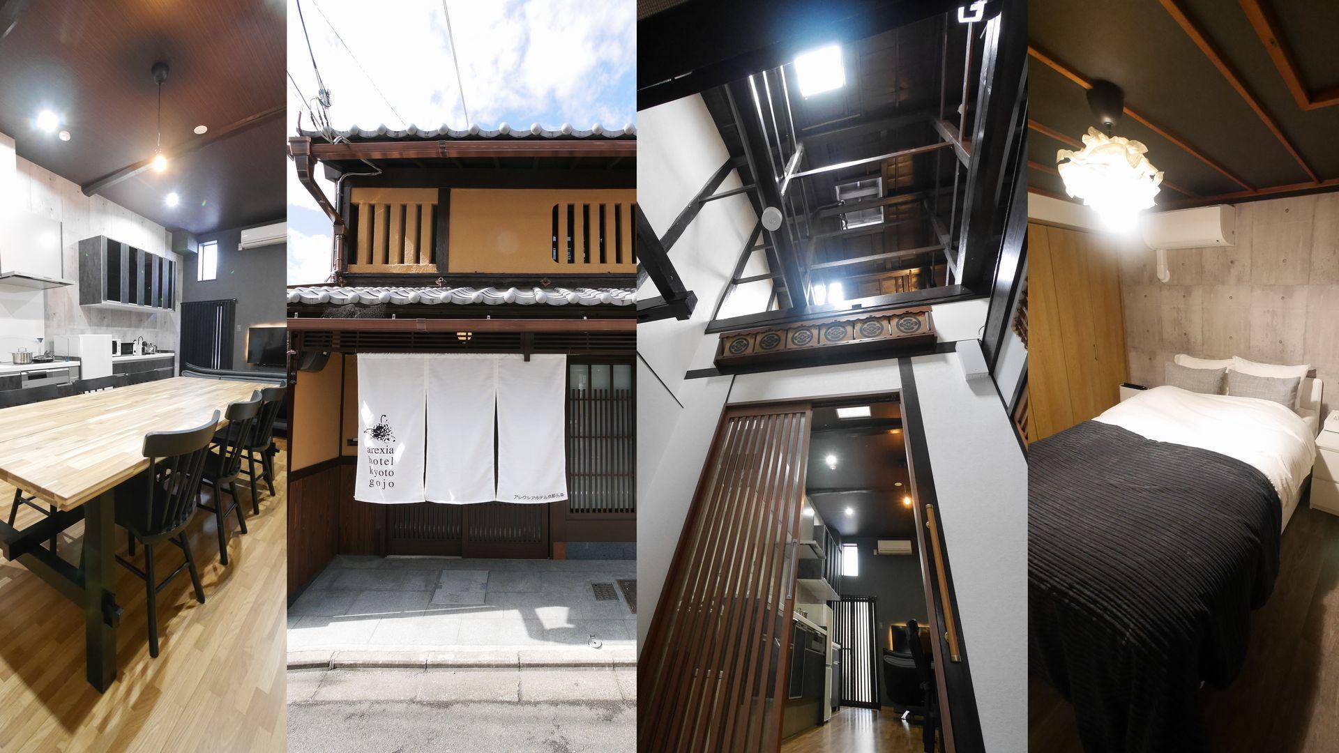 arexia hotel kyoto gojo